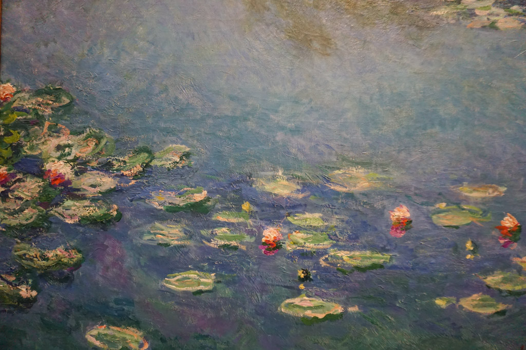 Claude Monet Paintings & Techniques