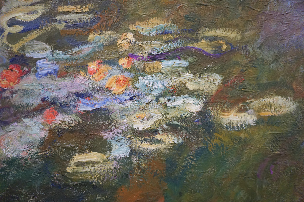 How to paint like Claude Monet - colors and brush strokes