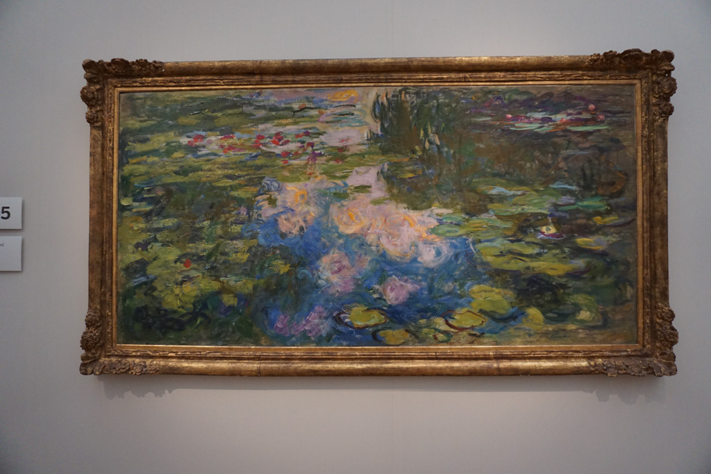 Water lily Claude Monet Paintings