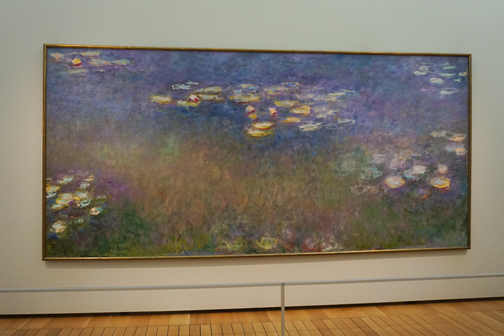 Claude Monet Water lily Paintings