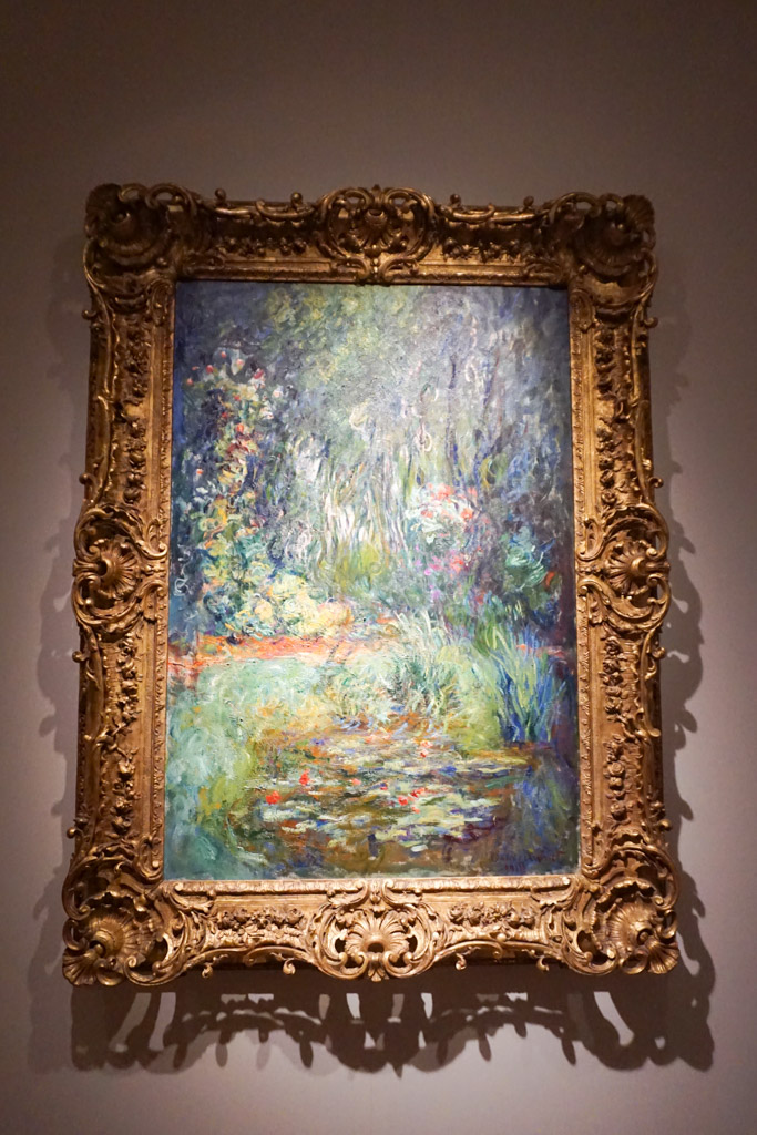Later years - Claude Monet Water lily Paintings