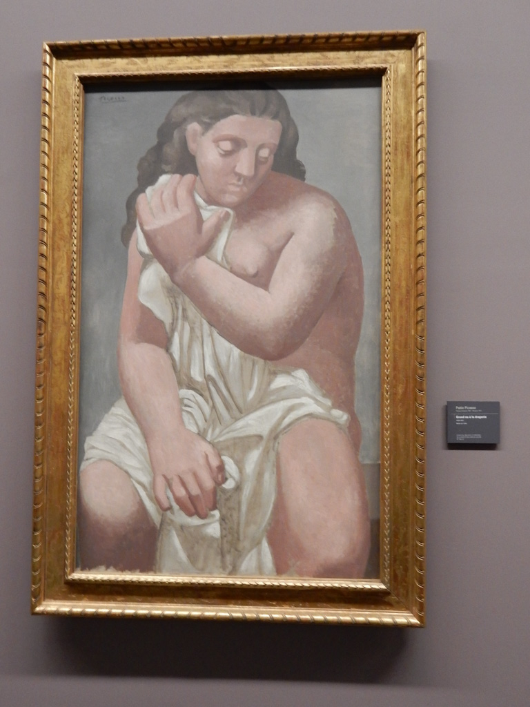 Works of Pablo Picasso at Musee de l'Orangerie in Paris