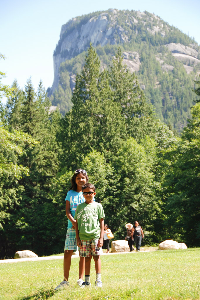 Stawamus Chief Provincial Park, Sea to Sky highway drive, Photo by Outside Suburbia