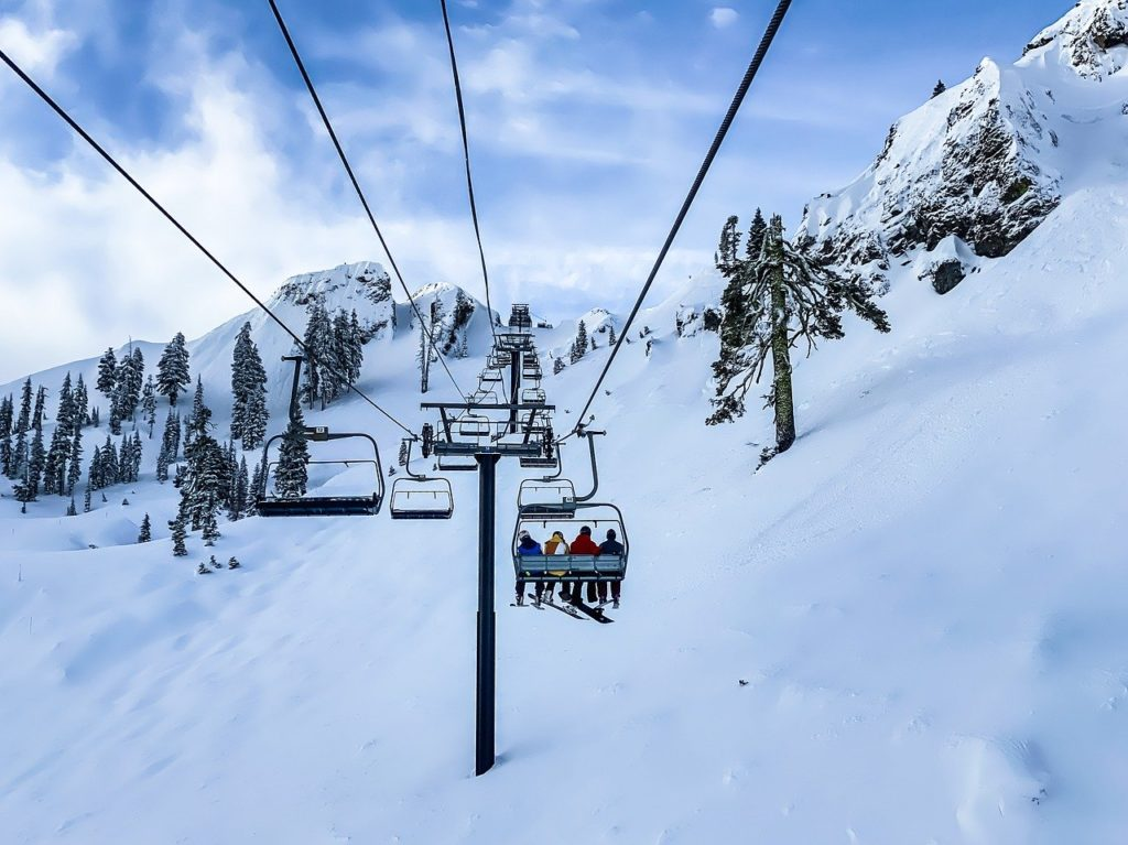 Did you know you can rent your ski outfits and gear