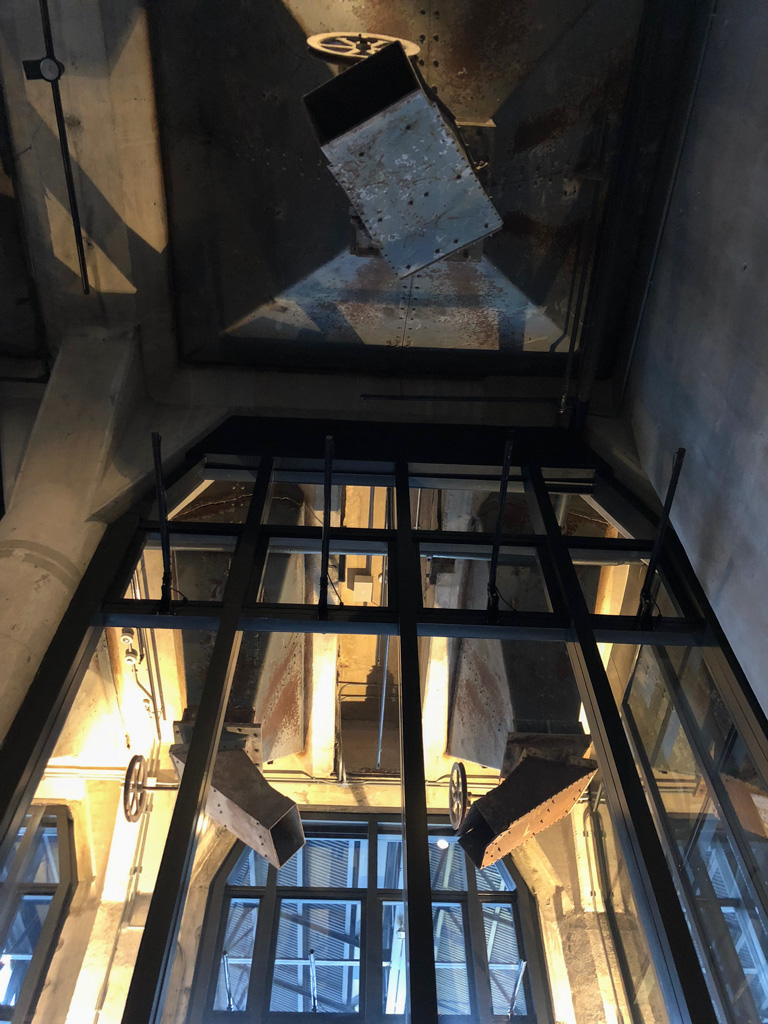 Virtual museum walk at Zeitz MOCAA in Cape Town, South Africa