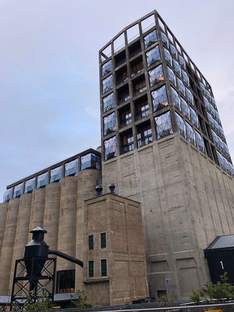 Silo Building - Virtual museum walk at Zeitz MOCAA in Cape Town, South Africa | Outside Suburbia