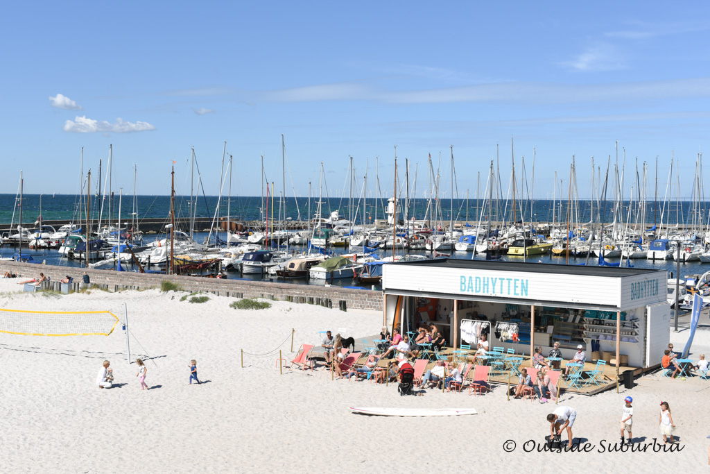 Badhytten, Falsterbo : A slice of Swedish Riviera