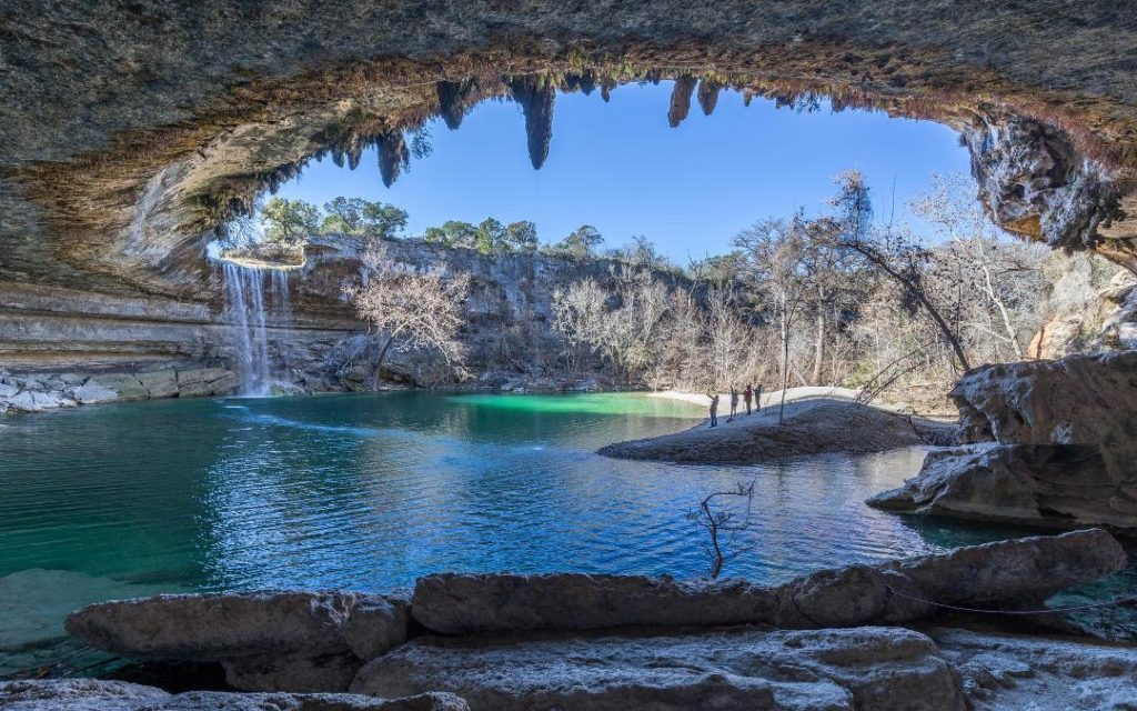 Hamilton Pool, Dripping Springs - Texas Hill Country