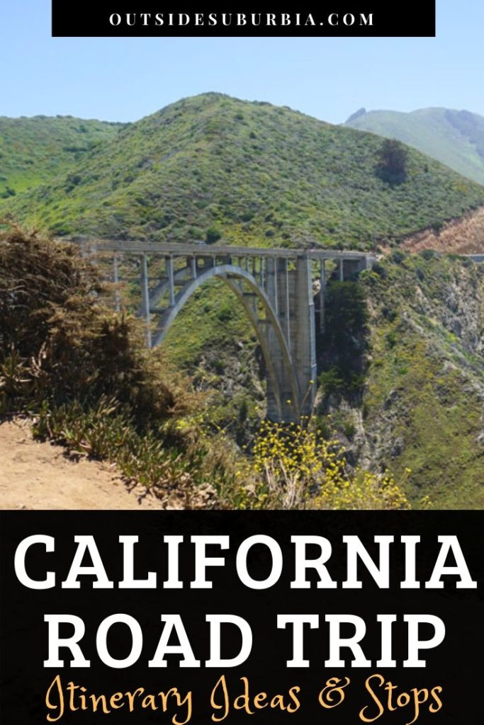 California Road Trip Itinerary & Ideas: Scenic Drives on the Pacific Coast Highway