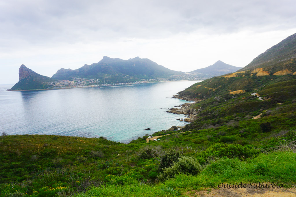 Hout Bay, Chapman's Peak Drive, Cape Town, South Africa