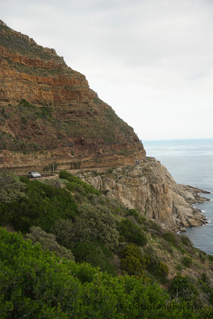 Chapman's Peak Drive - Cape Town, South Africa - Photo by OutsideSuburbia.com