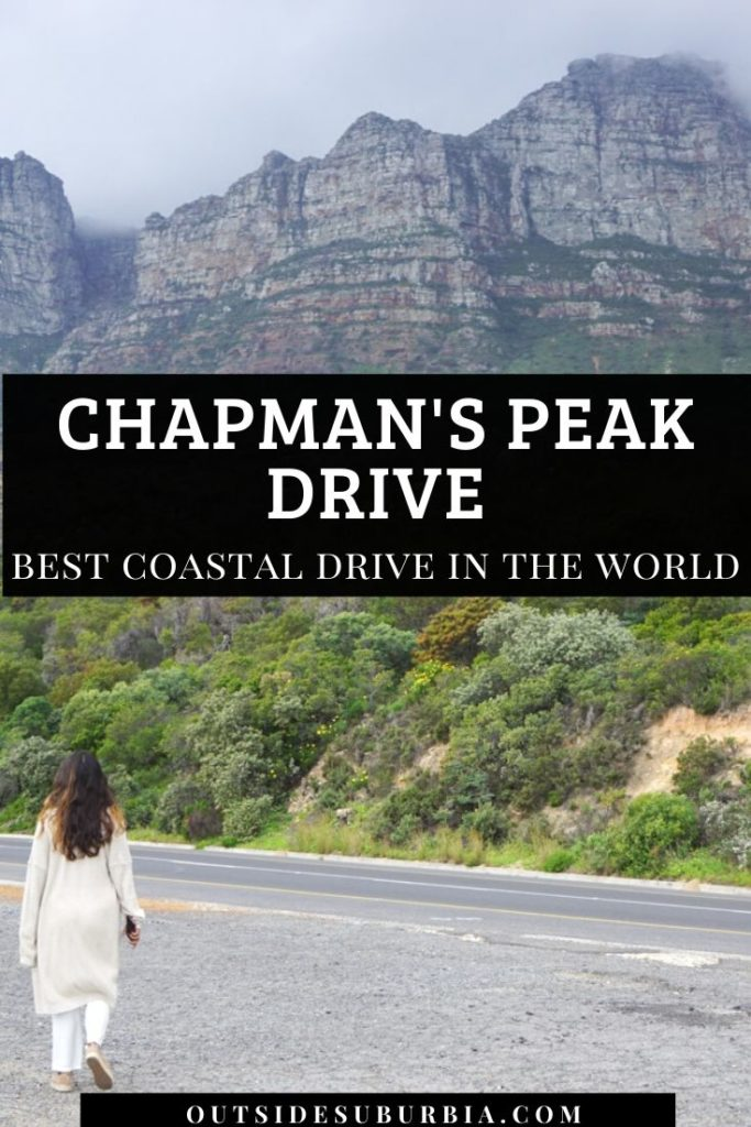 Chapman's Peak Drive Route and Itinerary : One of the best coastal drive in the world | Outside Suburbia