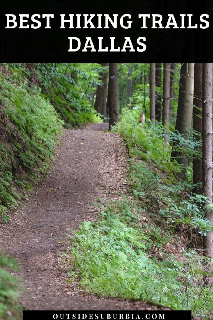 Best hiking trails in the Dallas, Plano and the suburbs | Outside Suburbia