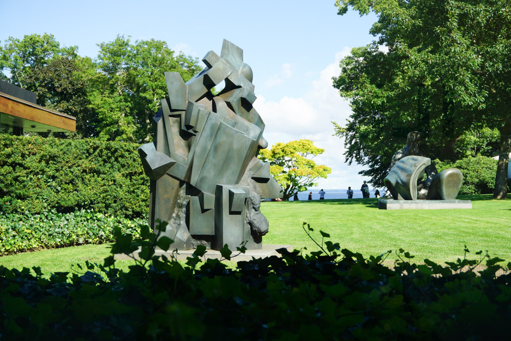 The Sculptures at Louisiana Museum of Modern Art in Denmark