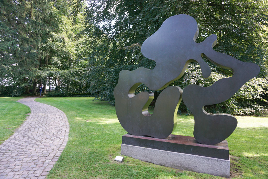 The Sculpture Park, Louisiana Museum of Modern Art in Denmark