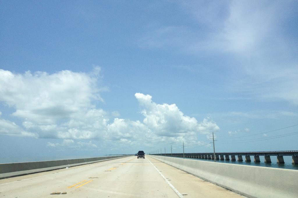 Miami to Key West drive - OutsideSuburbia.com