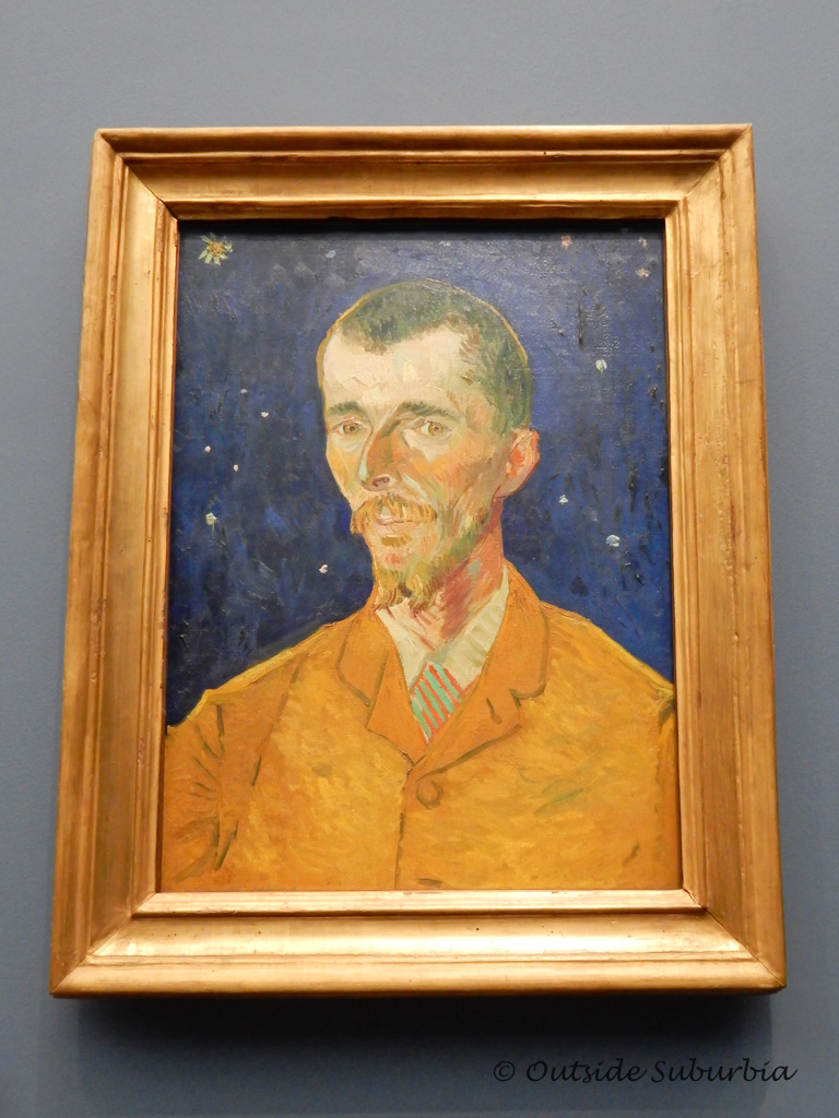 Eugène Boch (The Belgian Painter) – 1888  - Van Gogh Paintings You Don't Want to Miss at the Musee d'Orsay