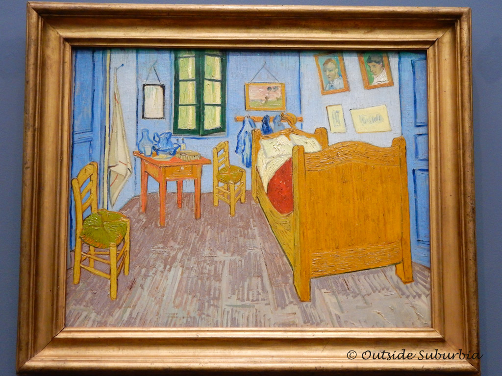 Van Gogh's Room in Arles – 1888 - Van Gogh Paintings You Don't Want to Miss at the Musee d'Orsay