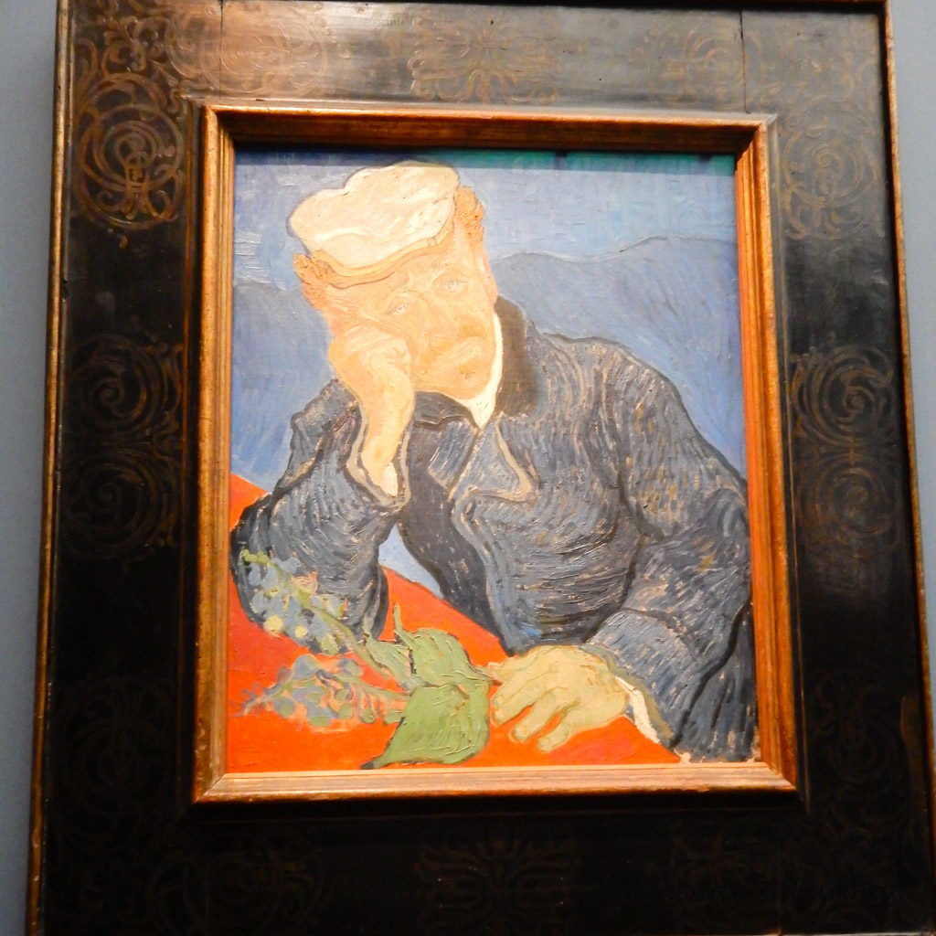 Portrait of Dr Gachet – 1890 - Van Gogh Paintings You Don't Want to Miss at the Musee d'Orsay
