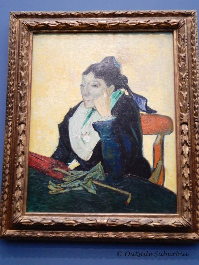 The woman of Arles (L'Arlésienne – 1888) - Van Gogh Paintings You Don't Want to Miss at the Musee d'Orsay