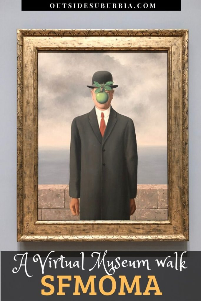 A virtual Museum Walk: Magritte at the MOMA in San Francisco | Outside Suburbia