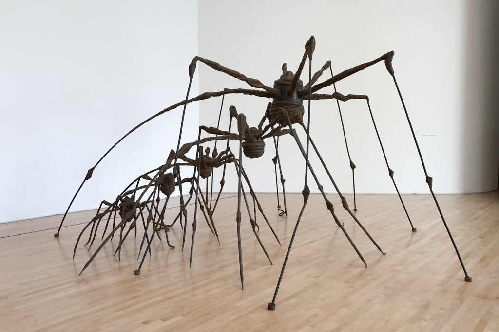 The Nest by Louise Bourgeois