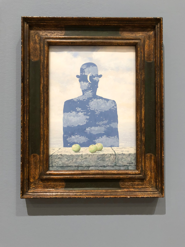Magritte - SFMOMA OutsideSuburbia.com