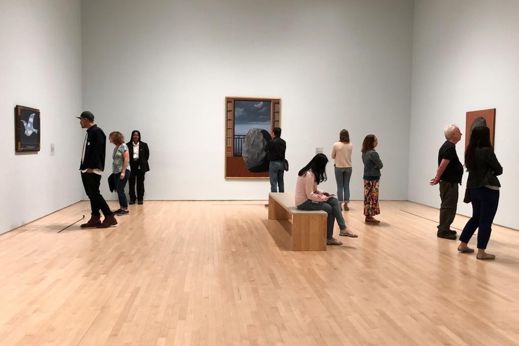 Rene Magritte at SFMOMA