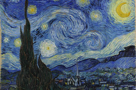 Starry Night (New York, MoMA)