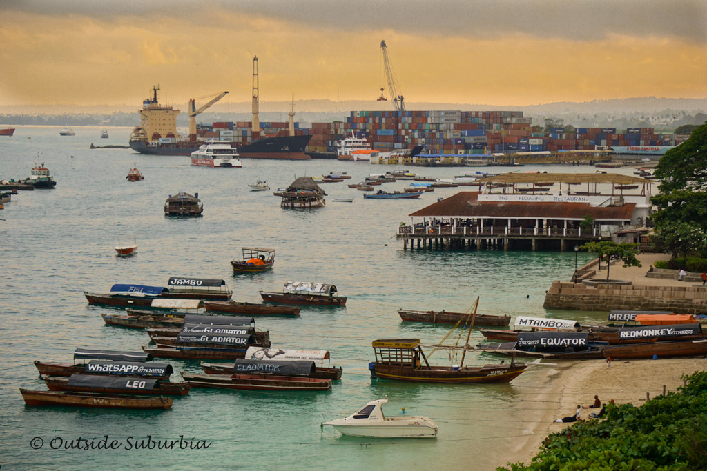 Zanzibar Port