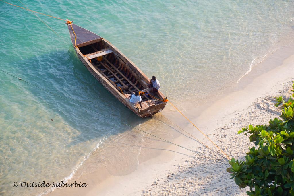 Boats, Zanzibar