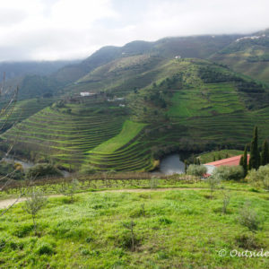 Douro Valley Drive, Portugal   Outside Suburbia