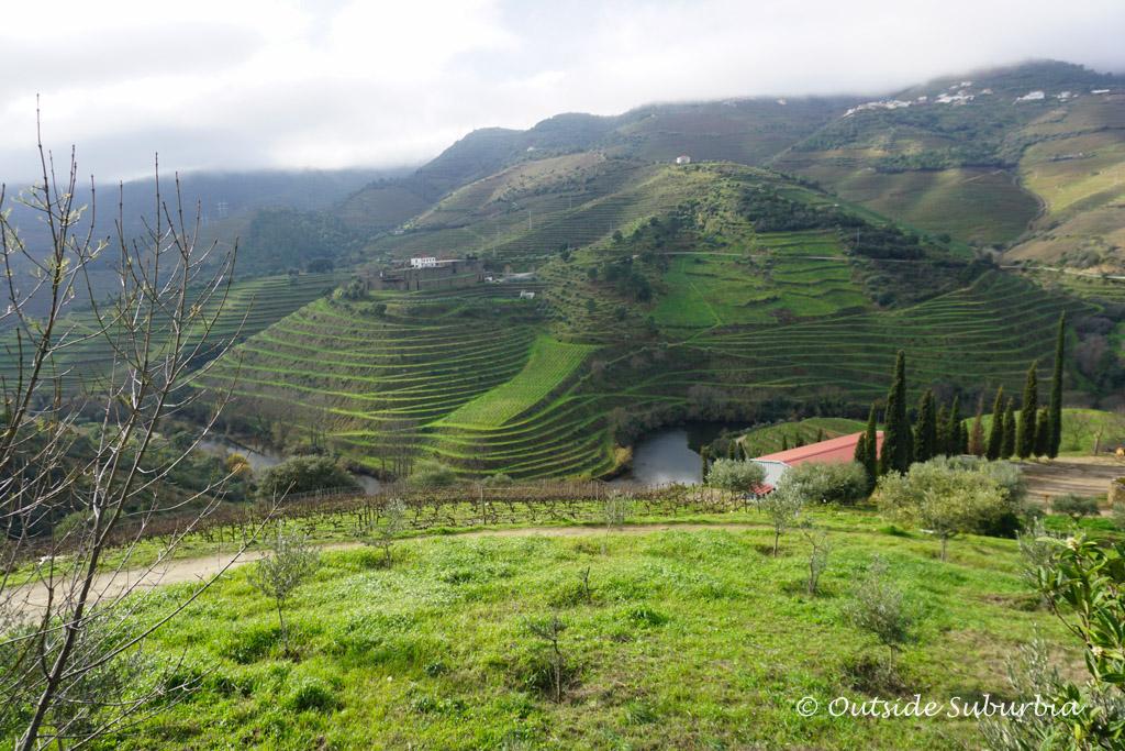 Douro Valley Drive, Portugal | Outside Suburbia