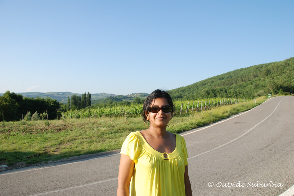 A Road trip through Tuscany - Outside Suburbia