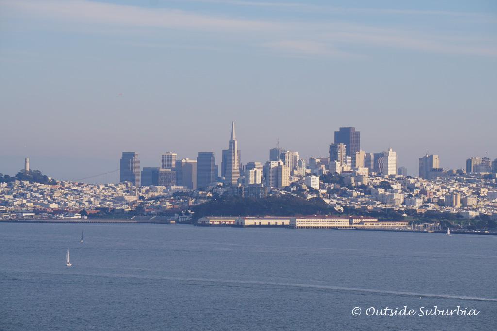 Best Postcards Views of the Golden Gate Bridge