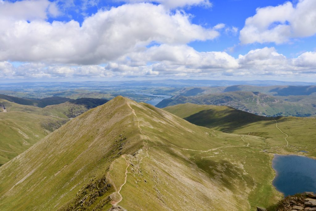 Best Places in England for Hiking -   - Helvellyn - Outside Suburbia