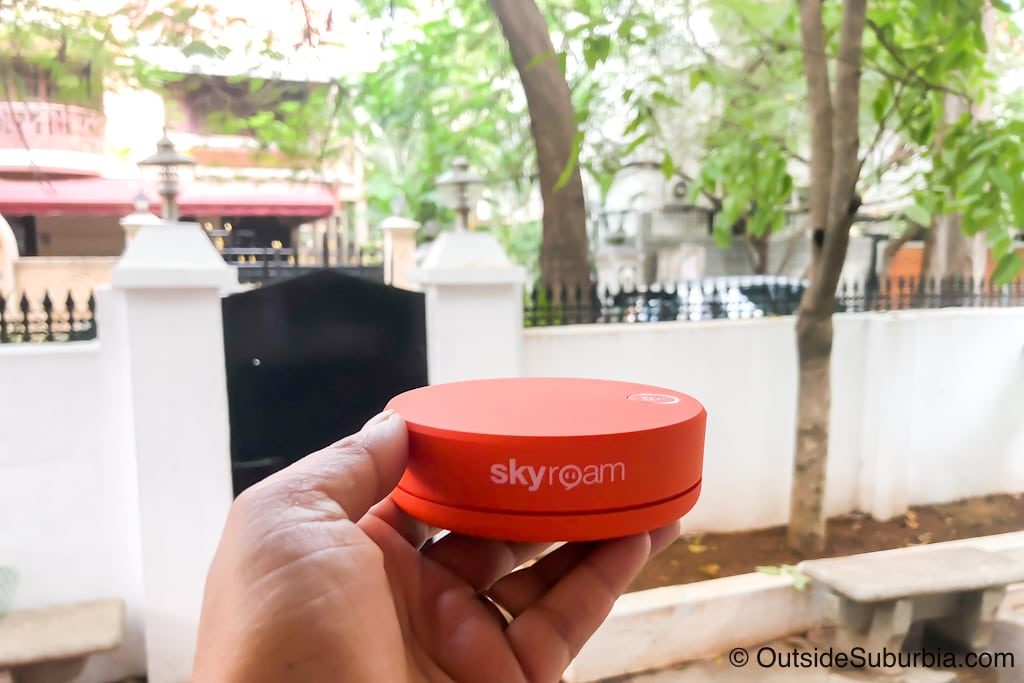 Where and How does Skyroam work | Outside Suburbia