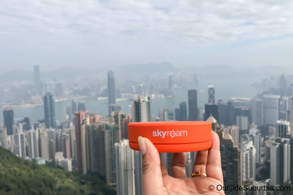 Skyroam Global Hotspot