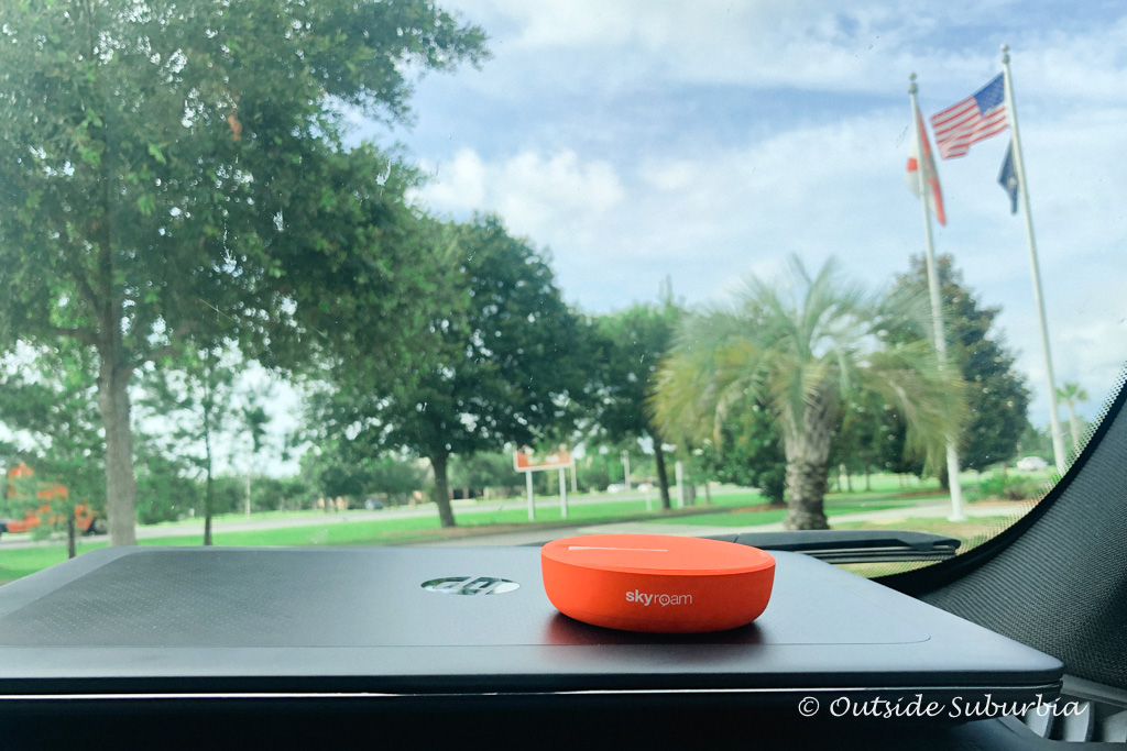 Does Skyroam work in remote locations and on road trips | Outside Suburbia