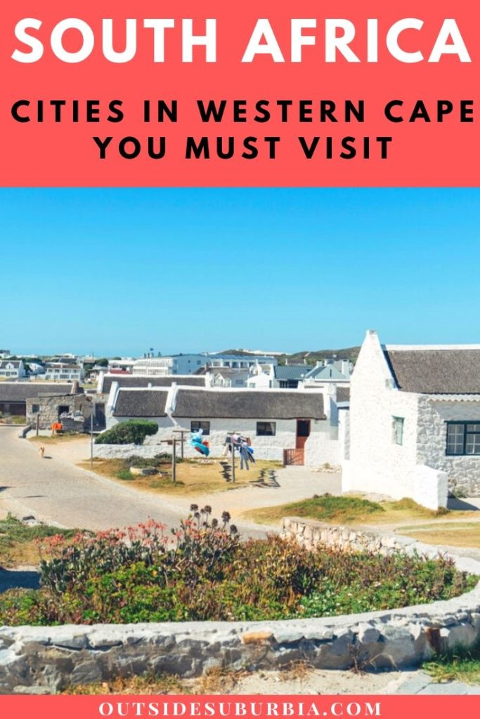 5 Must visit cities in Western Cape. When you find yourself in South Africa, go beyond Cape Town and visit these underrated places in the Western Cape