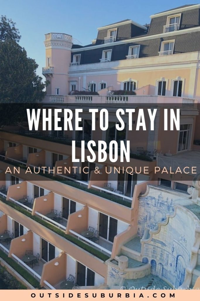 Where to Stay in Lisbon | Outside Suburbia
