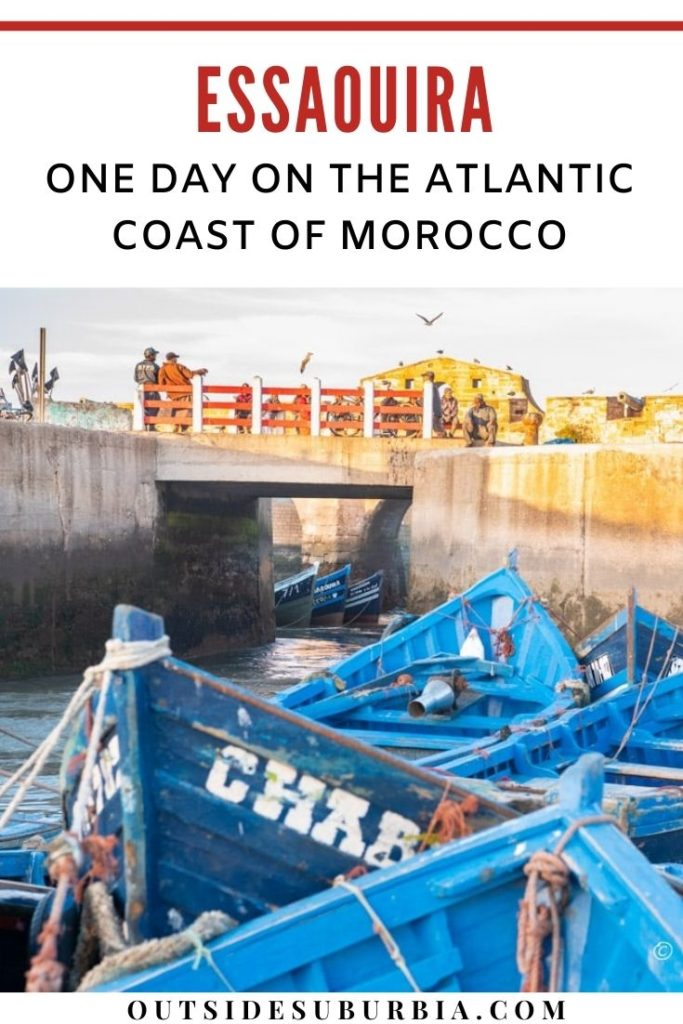 How to spend One day in Essaouira | Outside Suburbia