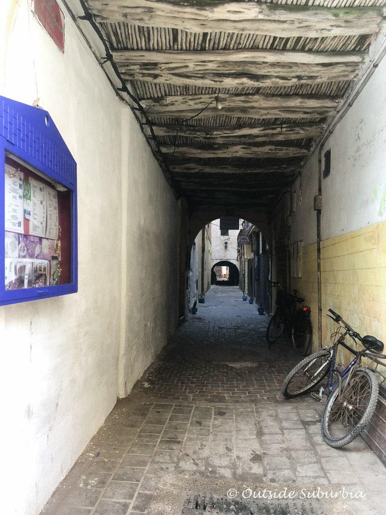 The old Medina of Essaouria, Morocco  | Outside Suburbia