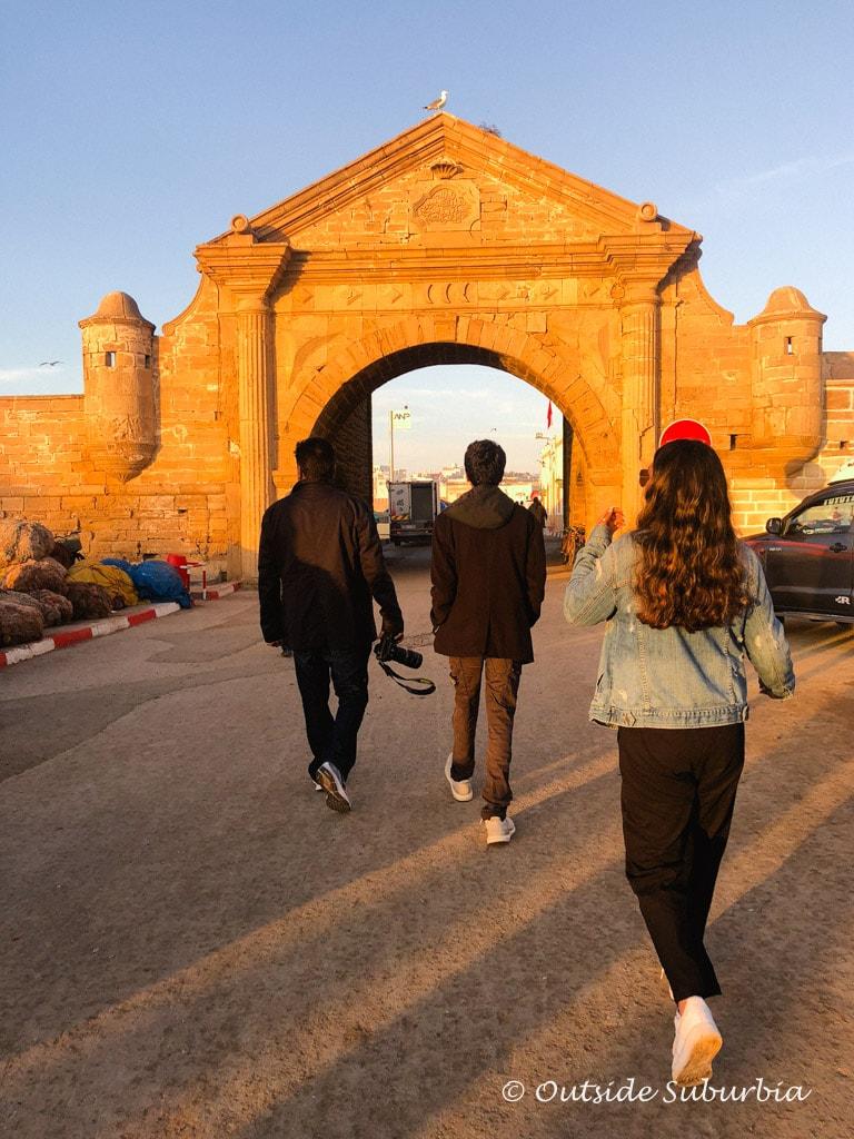 Bab El Mersa the gateway to the Scala the Port | Outside Suburbia