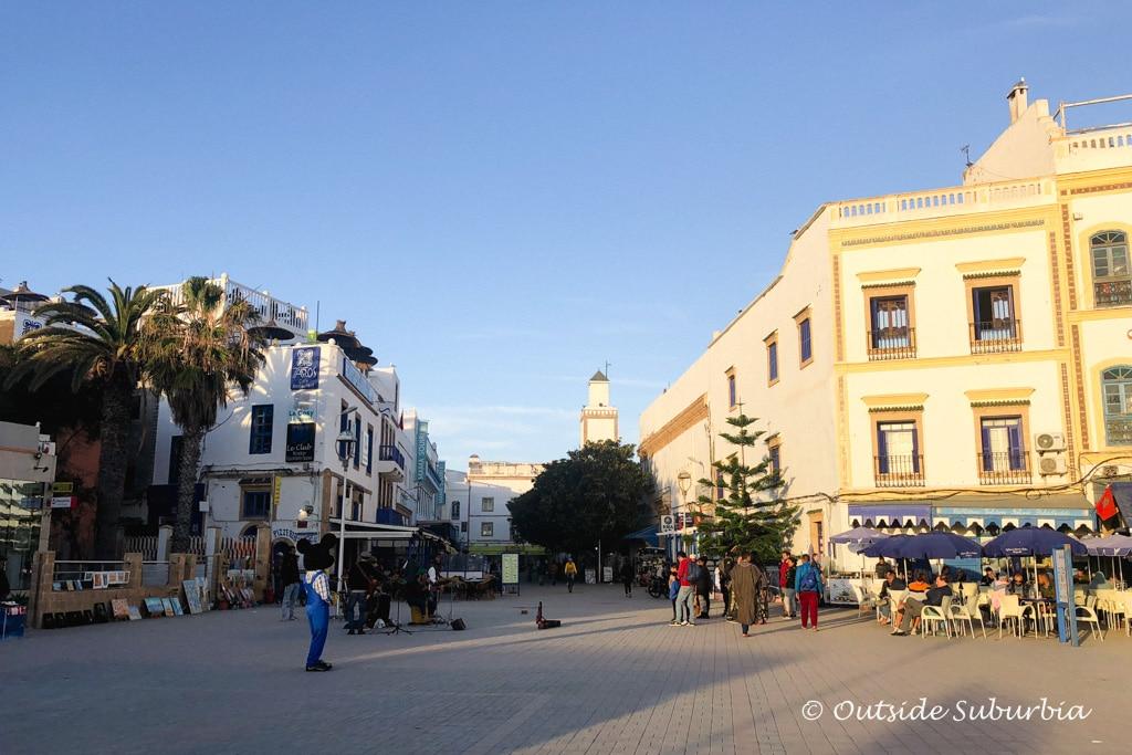 Place Moulay el Hassan, Essaouira | Outside Suburbia