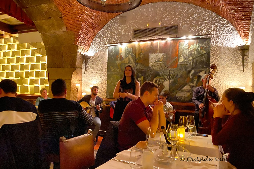 Best and Authentic Fado show in Lisbon| Outside Suburbia
