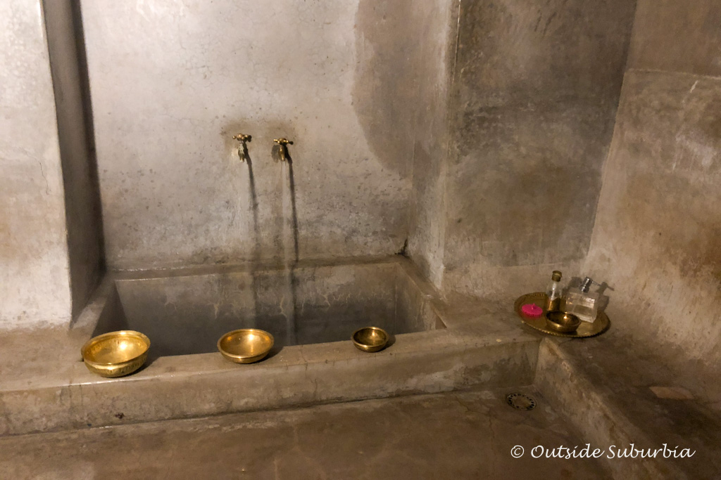 Experiencing a traditional Hammam is one of the top things to do in Marrakech | Outside Suburbia