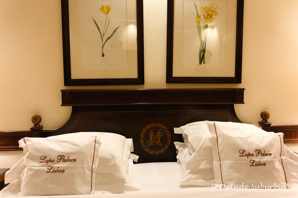 Rooms at Lapa Palace Hotel Review | Outside Suburbia