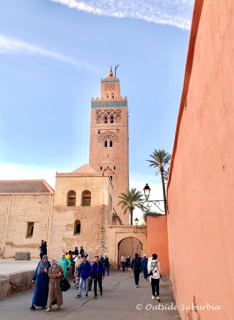 A Perfect Week: Best things to do in Marrakech in 7 days - Koutoubia Mosque
