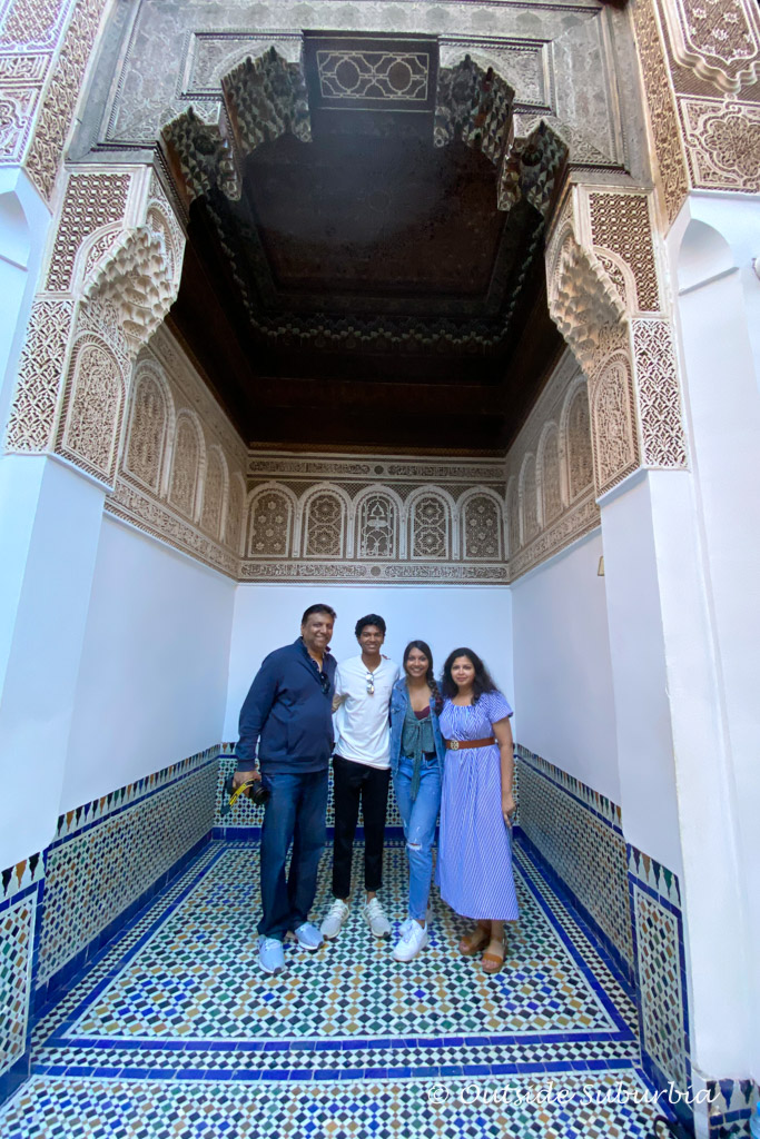 A Perfect Week: Best things to do in Marrakech in 7 days - Bahia Palace | Outside Suburbia